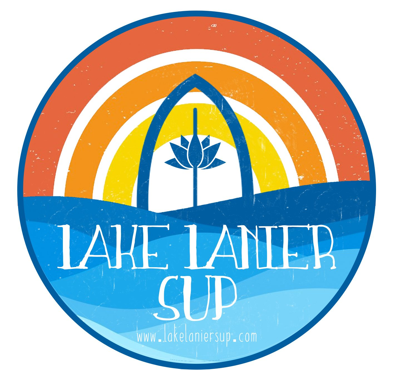 Lake Lanier SUP